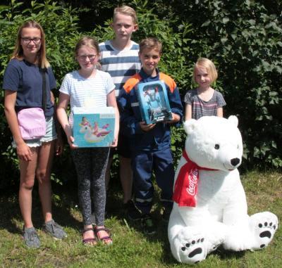Foto zur Meldung: Kinderfest der Freiwilligen Feuerwehr in Pohnsdorf