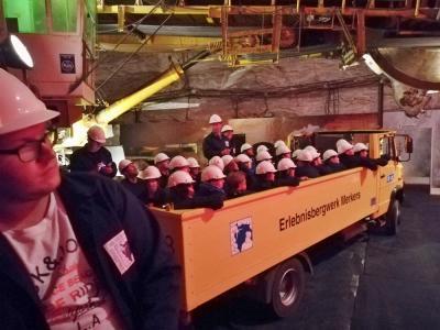 Vorschaubild zur Meldung: Feuerwehr auf Erlebnisreise nach Merkers und Eisenach