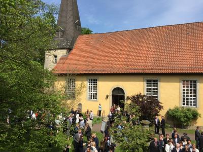 Vorschaubild : Pastor Jörn Kremeike verlässt St.-Petri-Kirchengemeinde Steinwedel