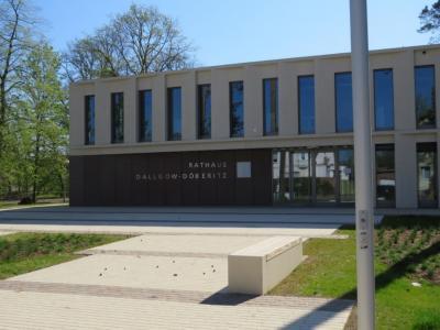 Vorschaubild zur Meldung: Dallgow-Döberitz hat ein neues Rathaus