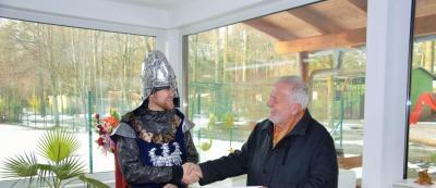 Foto zur Meldung: Online-Spieler helfen Finsterwalder Tierpark-Förderverein