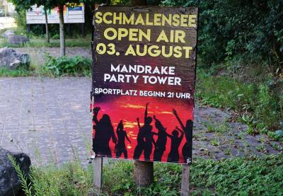 Schmalensee Open Air am 3. August 2019