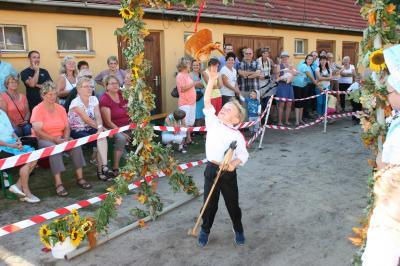 "Foto zur Meldung: Hahnrupfen Kita ""Małe myški"""