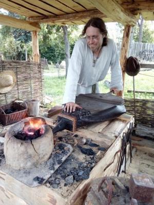"""Foto zur Meldung: Themenwochenenden im mittelalterlichen Dorf """" Stary lud"""""""