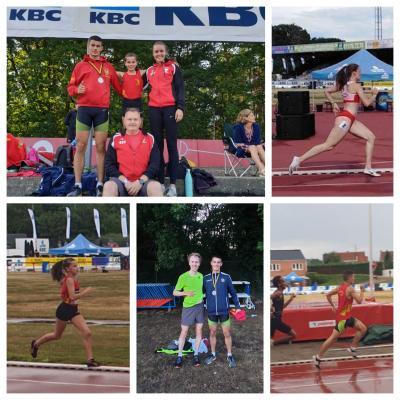 Vorschaubild zur Meldung: 40. internationale KBC Nacht van de Athletiek, Heusden-Zolder/Belgien