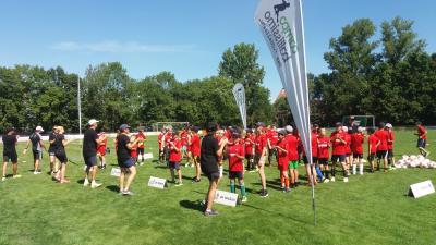 2. Inklusives Herrieder Fußballcamp