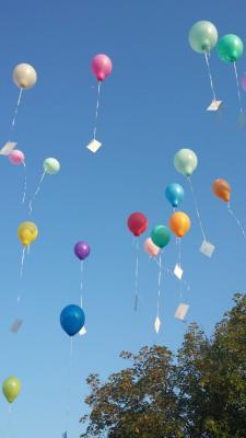 Foto zur Meldung: Abschlussfest der 4. Klässler