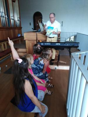 Vorschaubild zur Meldung: Orgelmärchen