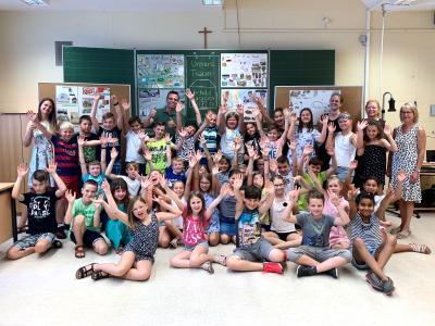 Vorschaubild zur Meldung: Traumschule in Sennfeld