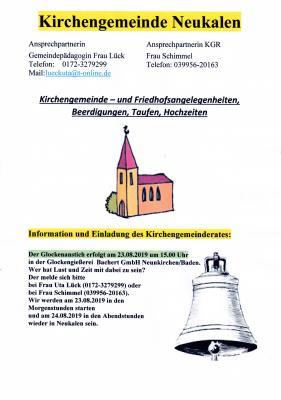 Vorschaubild zur Meldung: Ev.-Luth. Kirchengemeinde