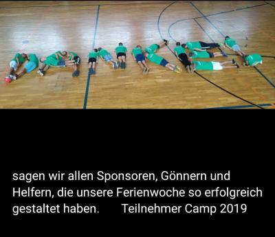 Vorschaubild zur Meldung: Feriencamp beendet