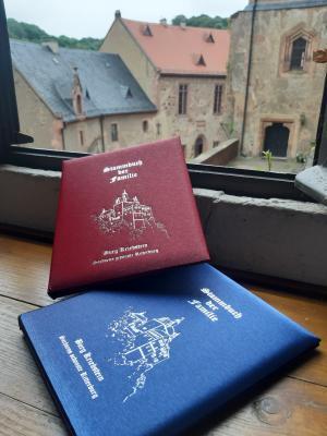 Stammbuch / Burg Kriebstein