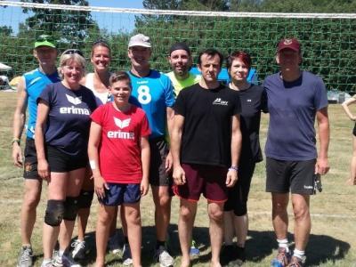 Foto zur Meldung: Volleyball - Hallensaison 2018/2019