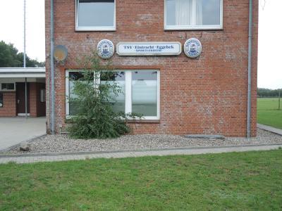 Das Sportlerheim in der Norderstraße steht auch für private Feiern von Vereinsmitgliedern zur Verfügung