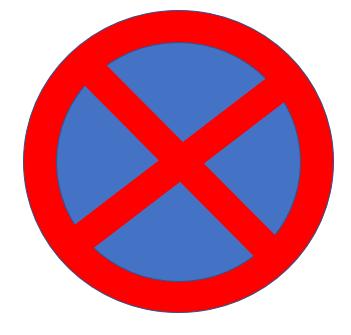 Vorschaubild zur Meldung: Parkplatz gesperrt