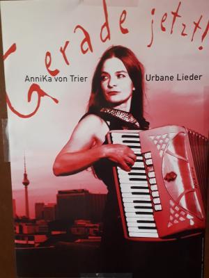 Vorschaubild zur Meldung: Liederabend mit AnniKa von Trier