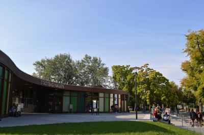 Ein breites Programm für Jung und Alt bietet das Stadtbad Nauen.