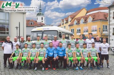 Vorschaubild zur Meldung: Spitzen Cup - Gegnercheck LHV Hoyerswerda