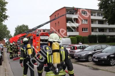 Vorschaubild zur Meldung: Einsatz Nr. 16 - Wohnungsbrand in Barsbüttel
