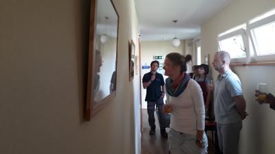 Foto zur Meldung: Ausstellungseröffnung