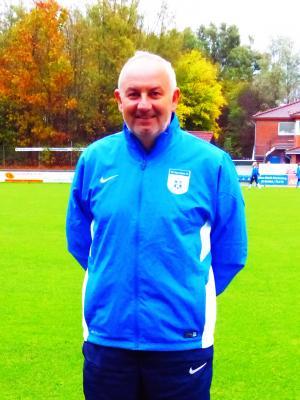 Trainer Volker Sellere