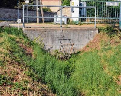 Foto zur Meldung: Sanierung zum Schutz vor Hochwasser