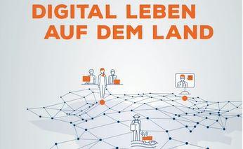 """Foto zur Meldung: TIPP: Buch """"Digital leben auf dem Land"""""""