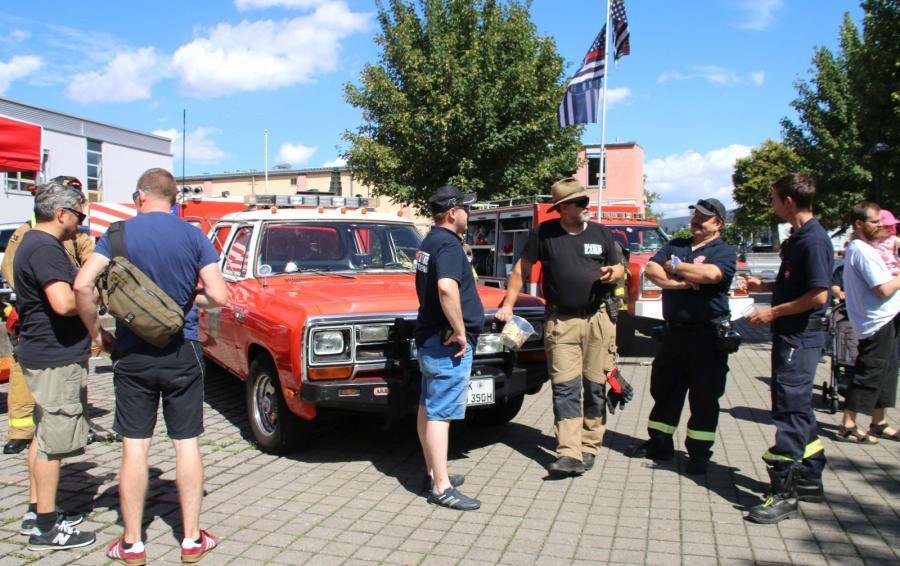 Förderverein Freiwillige Feuerwehr Friedberg E V Tag Der
