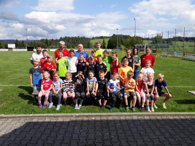 Ferienprogramm 2019 Sommer Biathlon Parcour's