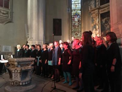 Foto zur Meldung: Konzert mit dem Johannis Chor Luckenwalde