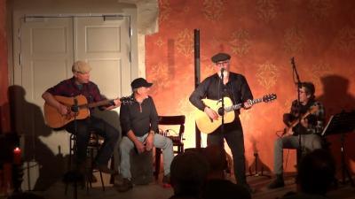 "Foto zur Meldung: ""Melvin Touche & The Tom Toms"" aus Oklahoma"