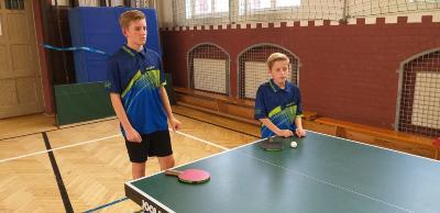 Vertreten Seelow bei der Endrunde-Jonathan und Amadeus Hanisch