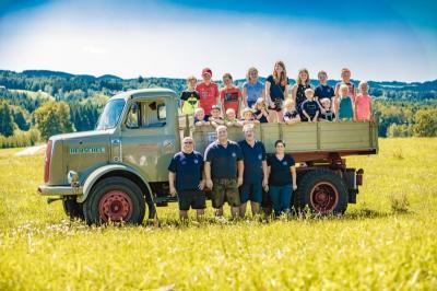 Vorschaubild zur Meldung: Beim Kinderferienprogramm Prackenbach