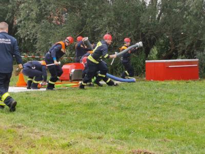 Foto zur Meldung: Amtsausscheid 2019 in Steffenshagen