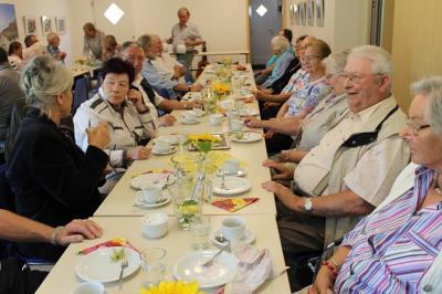 Foto zur Meldung: Gemütliche Nachmittage mit dem Seniorenbeirat