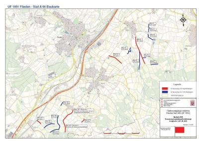 Wegebaumaßnahmen 2019 - Flieden Süd