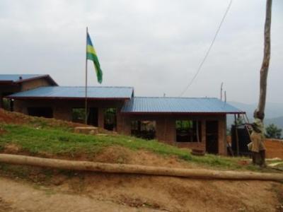 Neue Klassenräume der Primarschule Cyamatare