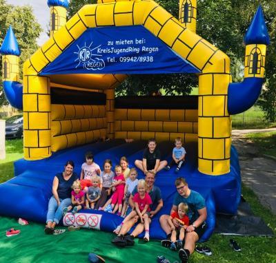 Foto zu Meldung: Tag des Spielplatzes in Moosbach und Krailing