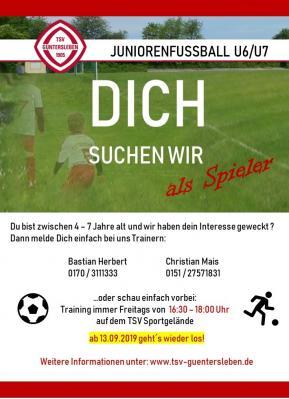 U6/U7 Fußball