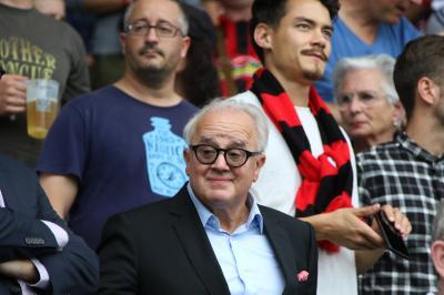 Der Präsident des SC Freiburg, Fritz Keller soll neuer DFB-Präsident werden - Foto: Joachim Hahne /johapress