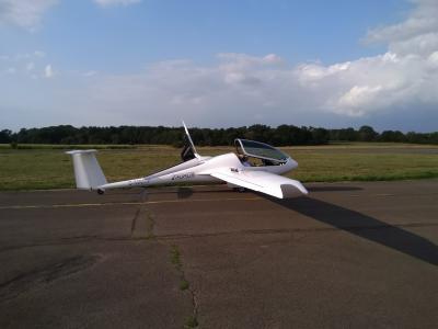 Das neue Hochleistungs-Flugzeug der Taurus
