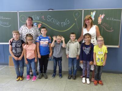 Vorschaubild zur Meldung: Die neuen Schüler der PSW....HERZLICH WILLKOMMEN!