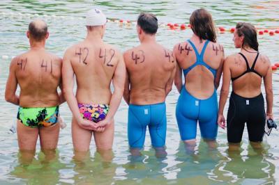Vorschaubild zur Meldung: Sommer - Sonne = HM Freiwassermeisterschaft