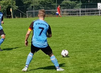 Vorschaubild zur Meldung: Fussball (Bezirksliga) - Heimniederlage gegen Vollmaringen