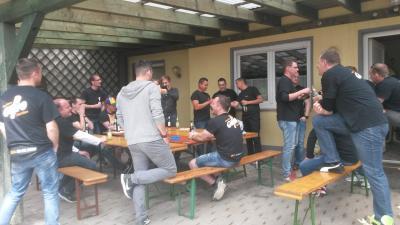 Gruppenfeiern