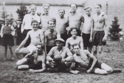 Foto zur Meldung: Vor 95 Jahren: Schmalensees erster Sportverein