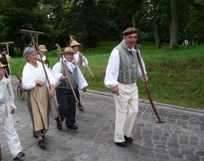 Foto zur Meldung: Historisches Erntefest Paretz: Programm veröffentlicht