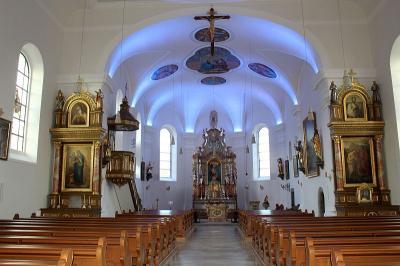 Foto zur Meldung: Abschluss der Kirchenrenovierung von St. Georg am 08.09.2019