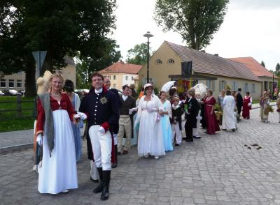 Foto zur Meldung: Infoabend zum Historischen Erntefest - am 3. Sept. 18:00h, Saal am Schloss Paretz