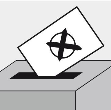 Vorschaubild zur Meldung: Vorläufiges Wahlergebnis für die Landtagswahl am 1. September 2019